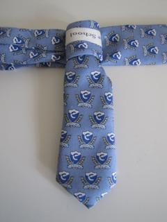 Cate School Doggie Tie Small