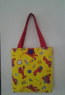 Schooling With Elmo Young Girls Tote
