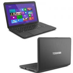 "Toshiba Notebooks 15.6"" i3 640GB 4GB WIN8"
