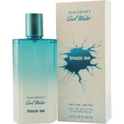 Cool Water Freeze Me 4.2 oz Cologne by  Davidoff for Men