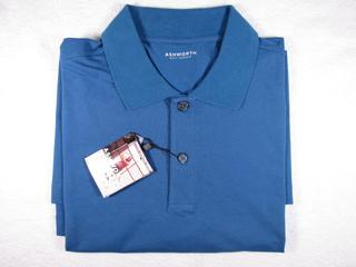 Ashworth Golf Shirt XL NWT