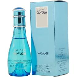 Cool Water 1.7 oz EDT Perfume by  Davidoff for Women