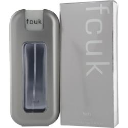 Fcuk  3.4 oz Cologne by French Connection for Men