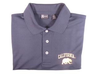 Cal Bears Athletic Polo Shirt M