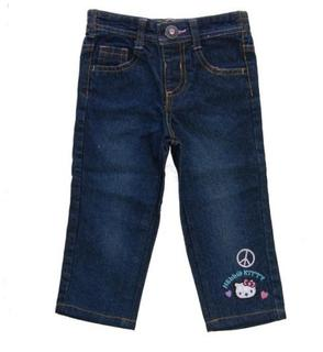 Hello Kitty Toddler Girl's Jeans 2T