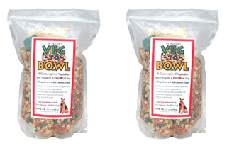 Dr Harveys Veg-to-Bowl Dog Food Supplement 1lb 2 Pack