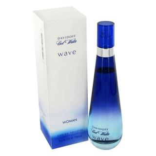 Cool Water Wave 3.4 oz EDT Perfume by  Davidoff for Women